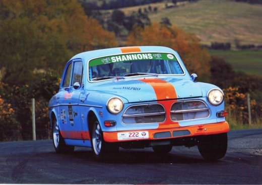 volvo adventures andrew white darwin we have been running the original works built 1967 122sr down at targa tasmania for some six years 2003 08 the car came equipped from the factory
