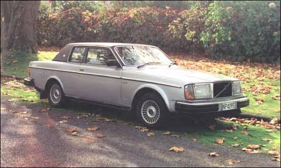 Volvo 240 bertone