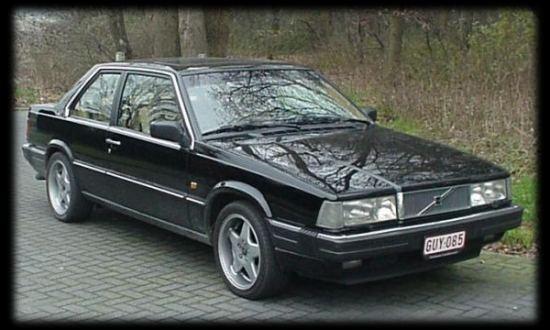 Volvo Adventures, Volvo 780 Bertone Coupe spec