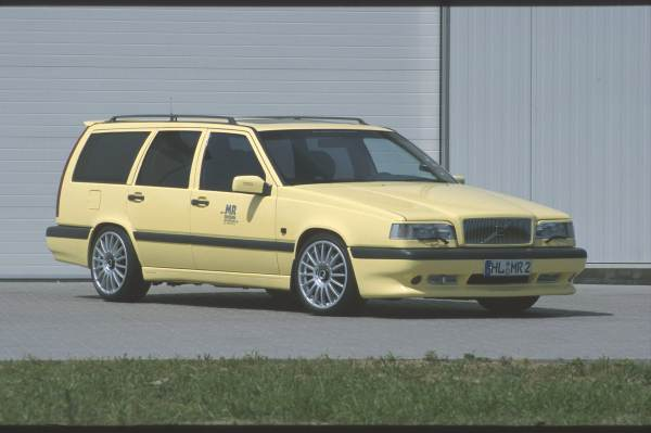 Treumann on 2000 Volvo S70 Wagon