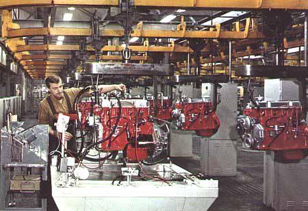 Volvo Adventures, Volvo assembly plants