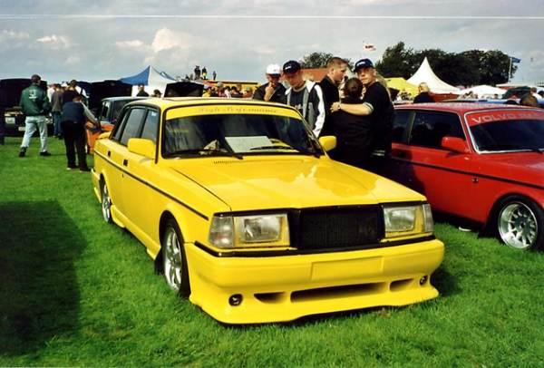 Volvo Adventures Spec 240 Turbo