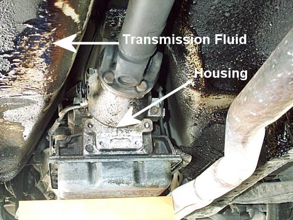 Volvo Auto Transmission Output Shaft Bushing